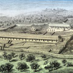 השכונות הראשונות מחוץ לחומות בירושלים