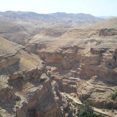 טיול ברכב 4X4 לצפון מדבר יהודה.