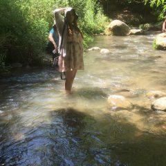 טיול מים בגליל העליון