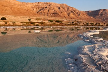 Massada and the Dead Sea