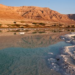 Massada and the Dead Sea