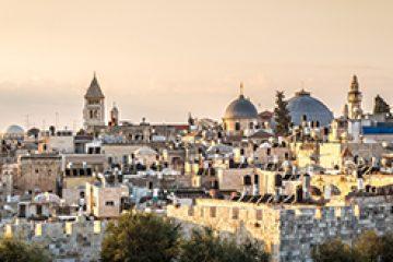 One day tour of Jerusalem